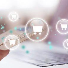 E-commerce.