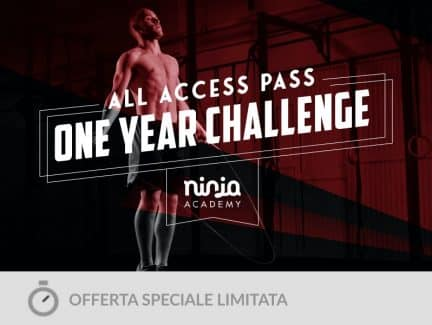 All Access Pass - offerta speciale