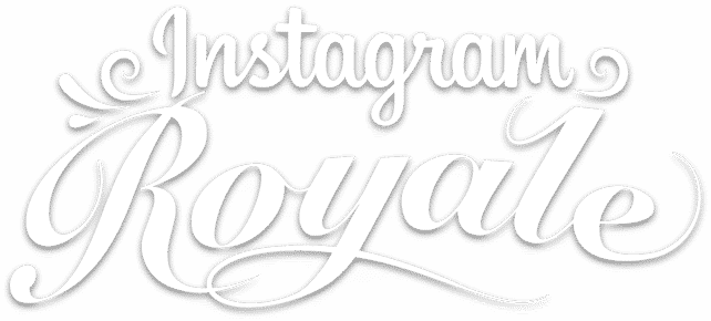 Logo Instagram Royale