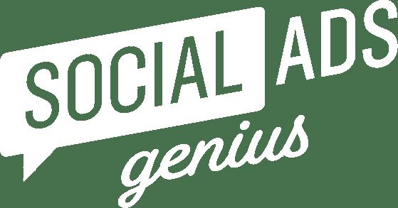 logo social ads genius