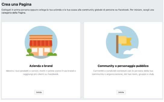 dashboard per gestire pagina facebook